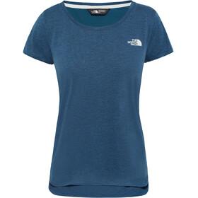 The North Face Inlux - T-shirt course à pied Femme - bleu